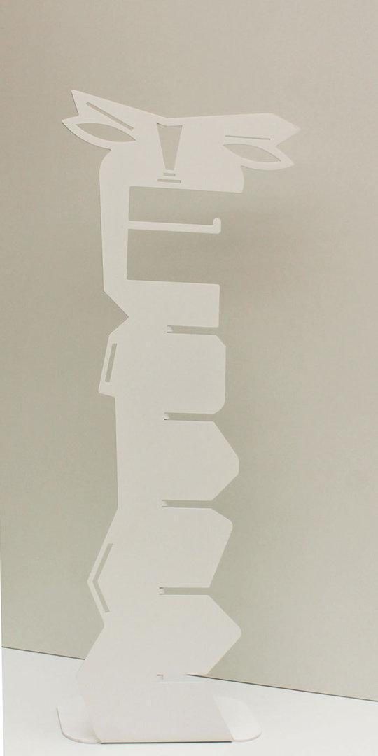 porte papier toilette sur pied blanc d rouleur wc design et d co. Black Bedroom Furniture Sets. Home Design Ideas
