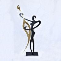 Statue design et d co design d coration d 39 int rieur - Statue decoration interieur ...