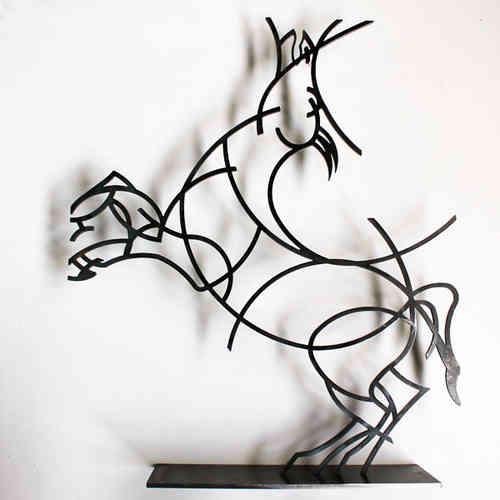 Statue design et d co design d coration d for Statue pour deco interieur