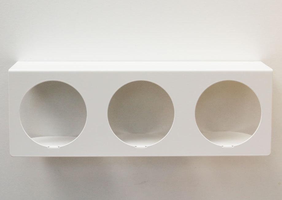 etag re murale blanche design tag re originale moderne zoom. Black Bedroom Furniture Sets. Home Design Ideas