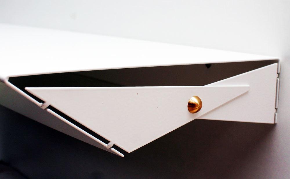 console suspendue blanche console murale design meuble d 39 entr e. Black Bedroom Furniture Sets. Home Design Ideas