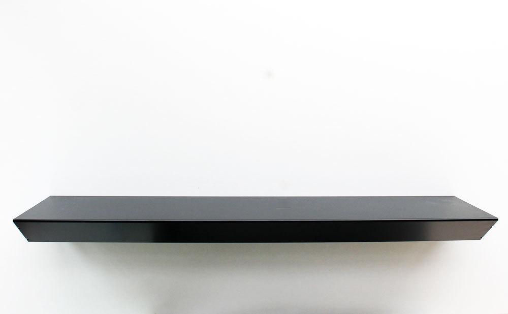 Console Murale Suspendue : console suspendue noir meuble console murale moderne table design ~ Teatrodelosmanantiales.com Idées de Décoration